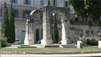 Via Domitia - Arc Romain - Cavaillon